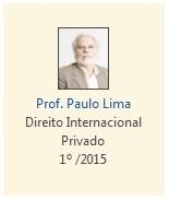 Prof Paulo Lima