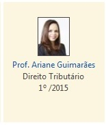 Profa Ariane Guimaraes