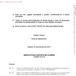 2.2 - Mandado de Segurança - TJGO - Processo nº 5031021.87 - 03.01.17