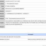 2.5 - Ação Previdenciária - SJDF - Processo nº 19052-06.2017.4.01.3400