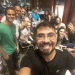 Happy Hour pós-prova de Delta do Pará.