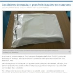 Evidências de fraude no concurso de delegado da PCPA, realizado pela Funcab.