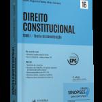 16 - direito constitucional - Tomo I