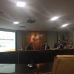Primeira reunião da Comissão de Direito Administrativo 17.05.17